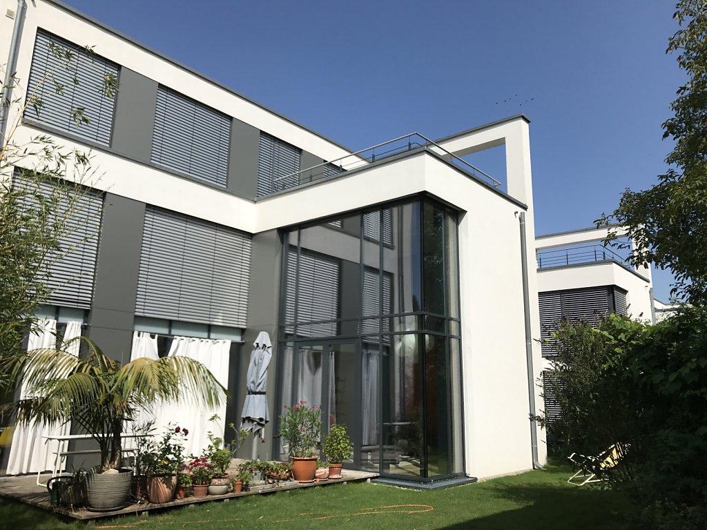 Gartenhofhäuser